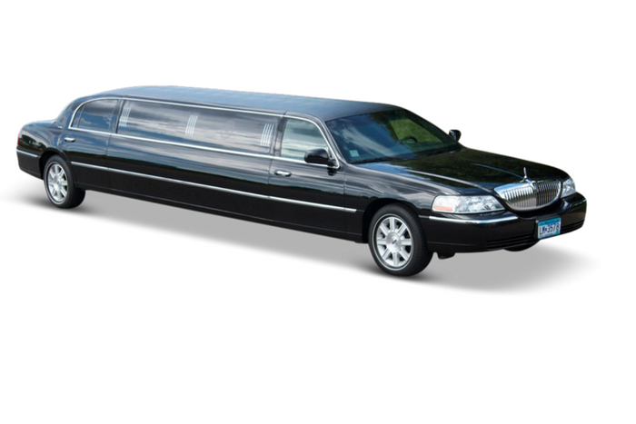 LINCOLN STRETCH 12 PASSENGERS